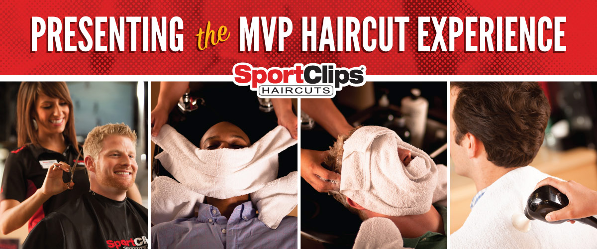 The Sport Clips Haircuts of Cape Coral - Coralwood MVP Haircut Experience