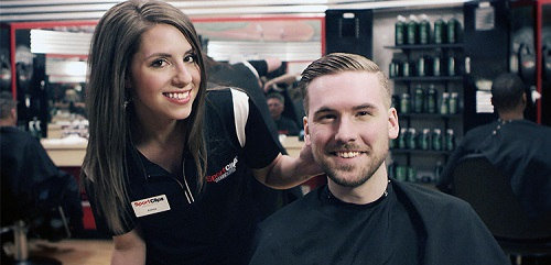 Sport Clips Haircuts of Cape Coral - Coralwood​ stylist hair cut